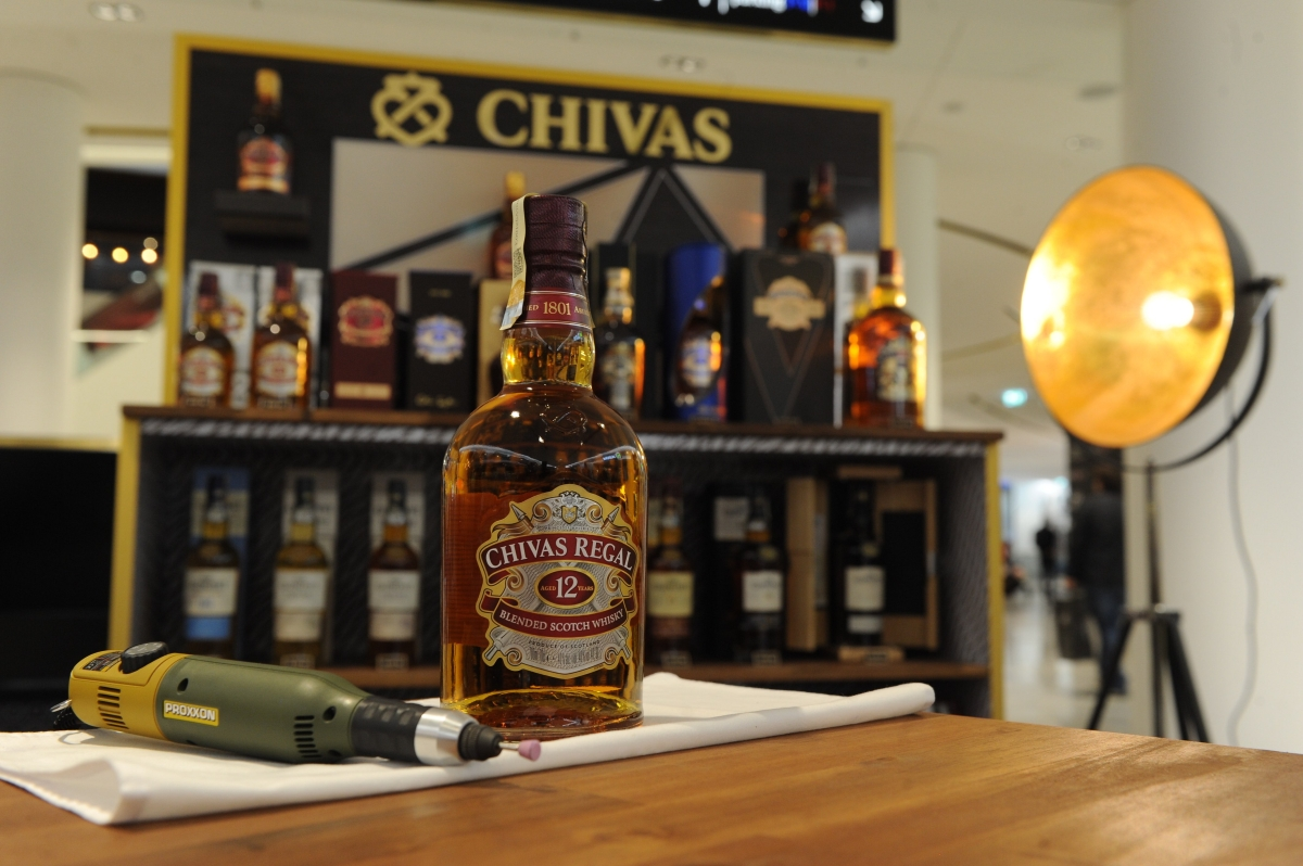 Chivas Pop up store_7188
