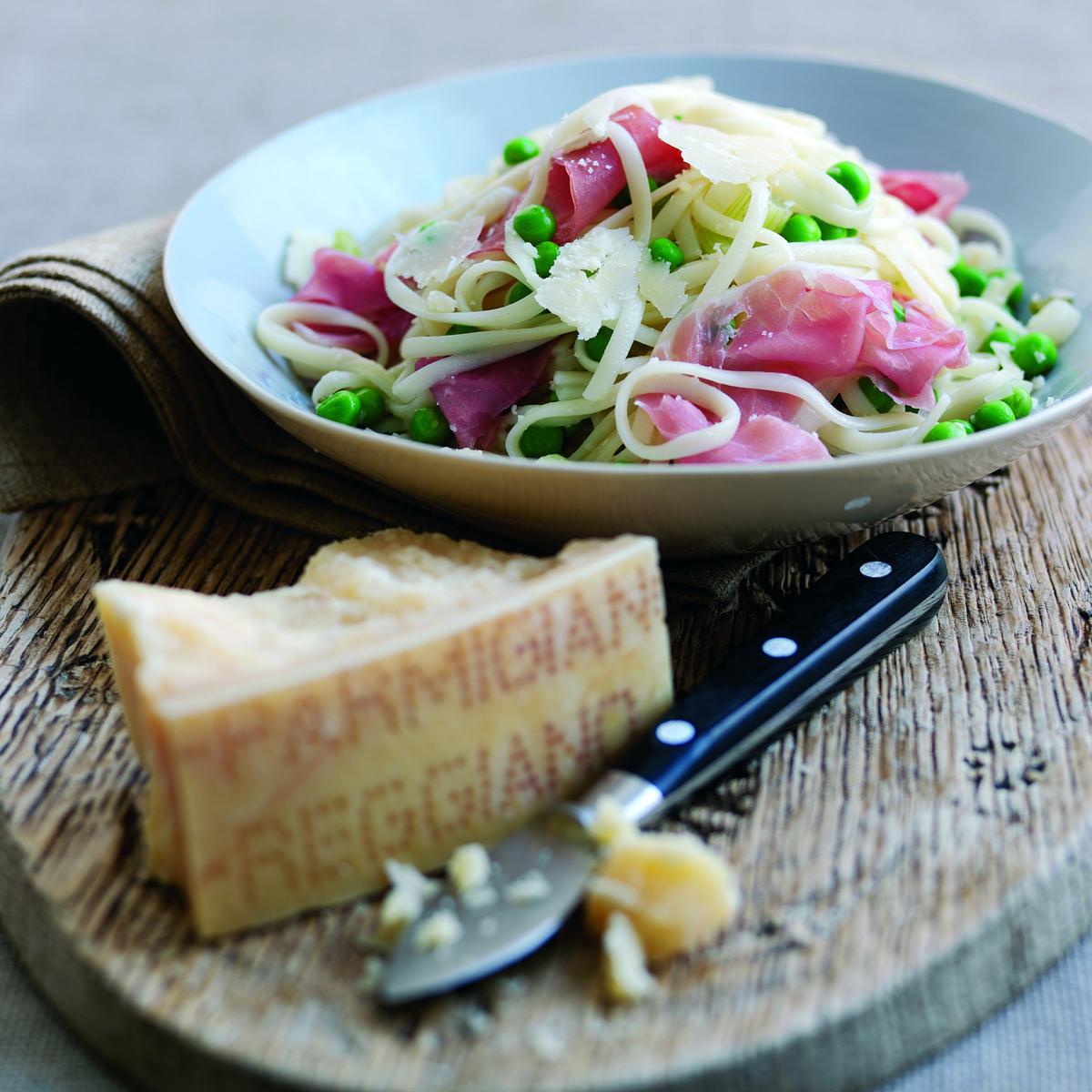 Parmigiano Reggiano linguine