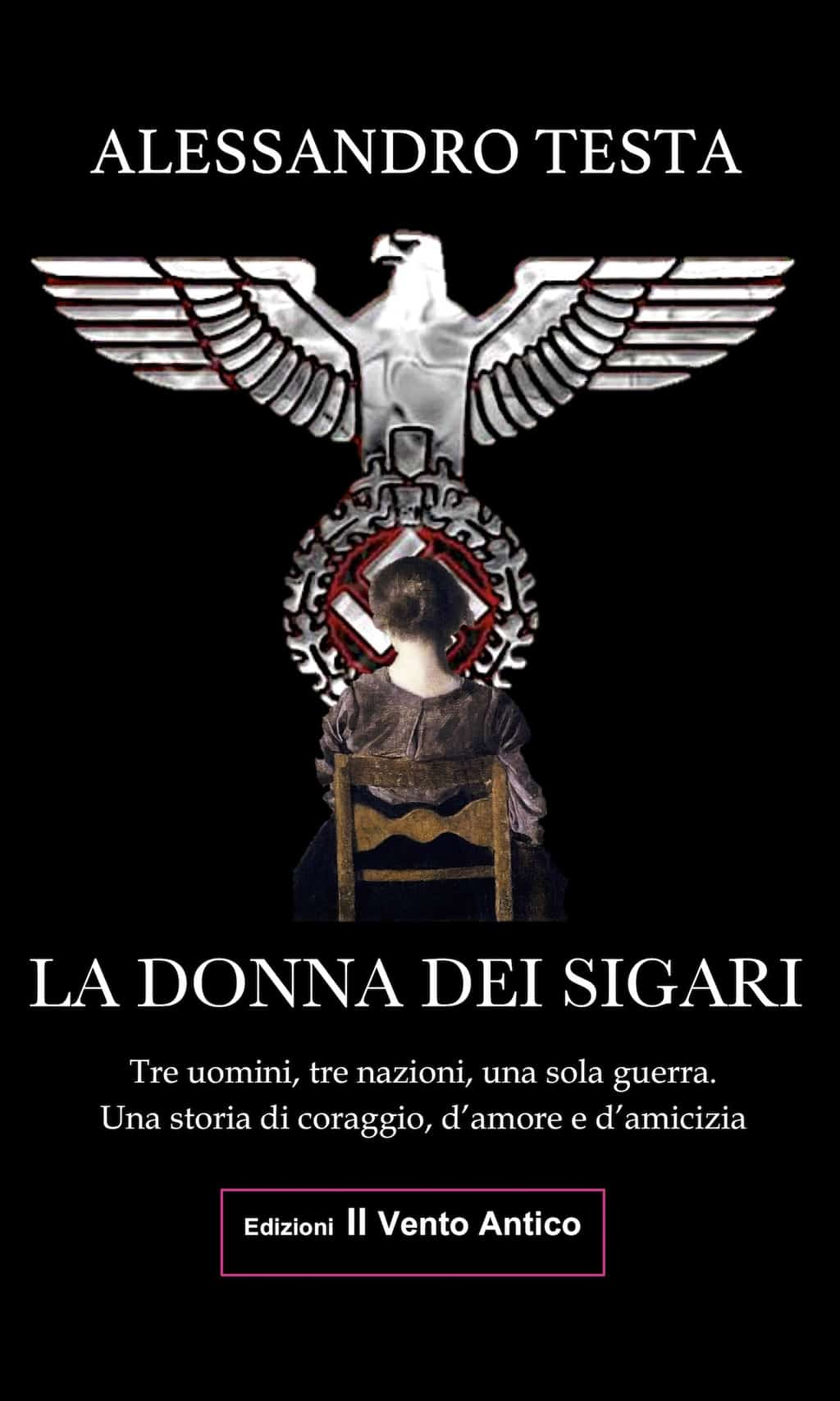 La donna dei sigari – Alessandro Testa — Thriller Storici e Dintorni