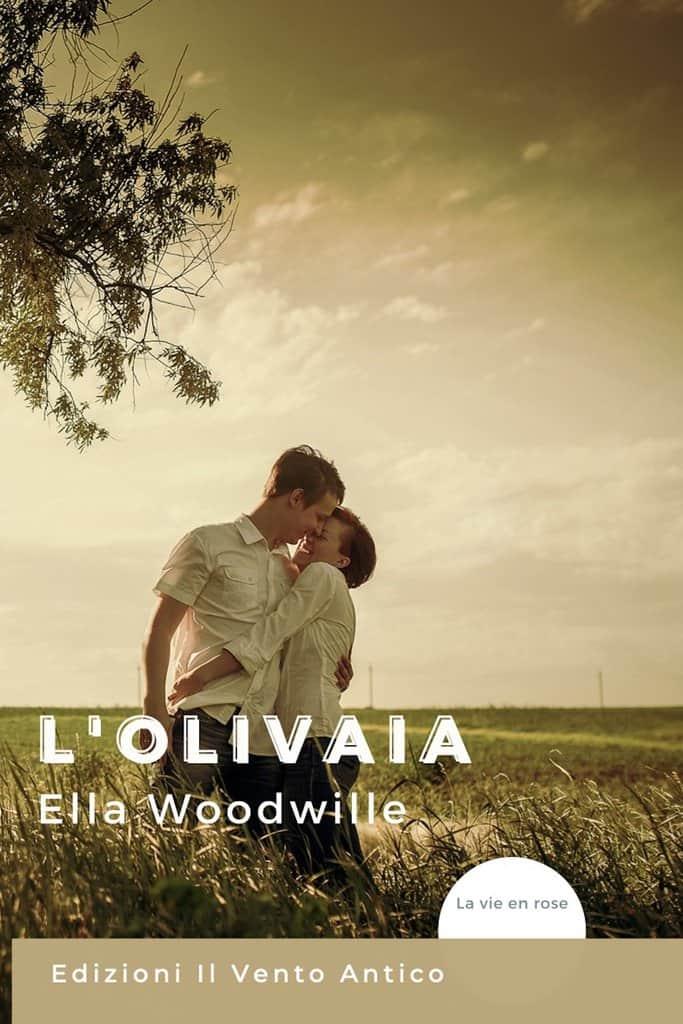 Una nuova copertina per L'Olivaia