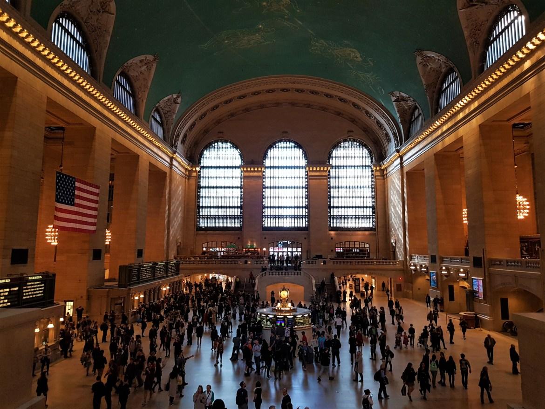 La Grand Central Terminal di New York