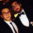 @barone_piero Instagram Piero and Ignazio -Gala Telethon - Rome 2014
