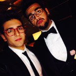 @barone_piero Instagram Piero and Ignazio -Gala Telethon - Rome 2014