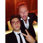@barone_piero Instagram Piero and friend -Gala Telethon dinner - Rome 2014