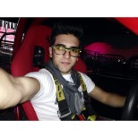 @barone_piero Instagram Piero - In the drivers seat. Abu Dhabi 2014