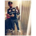 @ignazioboschetto Instagram Ignazio - selfie - souvenirs. Abu Dhabi 2014