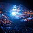 Bing Images Weiner Stadthalle Area holds 16,000 people Vienna Austria Site of 2015 Eurovision Song Contest