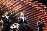 © Elena Volotova (EBU); Eurofestival Italia Il Volo on stage - Vienna - 2015