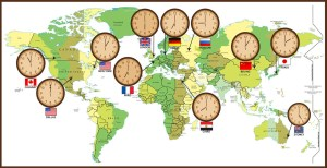 World-Times-Zones