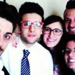 @caljuve Piero, Gianluca and fans - Turin, Italy 2015