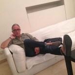 @ercoleginoble a moment to relax - Trieste 2015