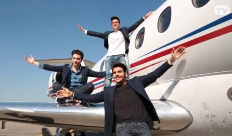 flying vienna style Il Volo Marsala