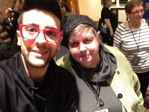Piero and me