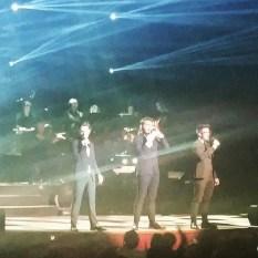 @sorellana7519 Il volo performs Albany NY Concert 2/16/16 North America 2016 tour