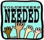 Clip art volunteers