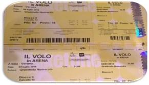 1. Verona tickets