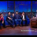 The Noite1 interview 5/6/16 Brazilian TV Program