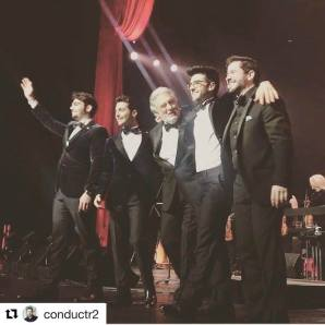 flight crw files Notte Magica Tour Il Volo and two Maestros LA Concert 3/23/17