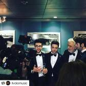 Flight Crw files Il Volo amd Maestro Placido Domingo Notte Magica Tour LA Concert 3/23/17