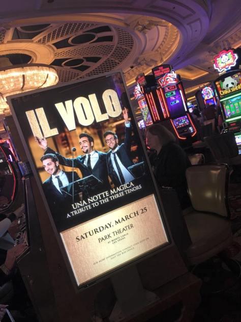 las vegas - poster casino