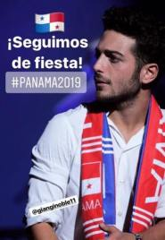 Notte Magica Tour - Gianluca - Panama Concert 9/15/17