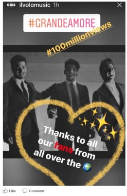 il volo thank you