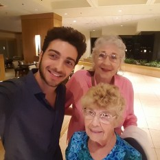 Anne Quinto Happy Birthday Gianluca 2/11/2018