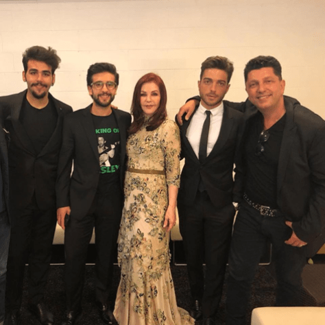 IL VOLO and Priscilla