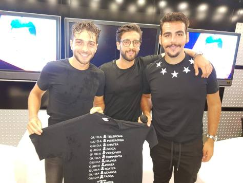 IL VOLO with shirt