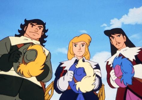 Three Musketeers 01