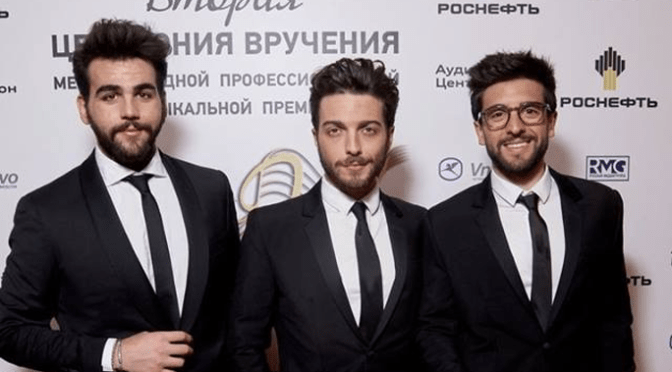 MOSCOW : SECOND BRAVO AWARDS by Daniela