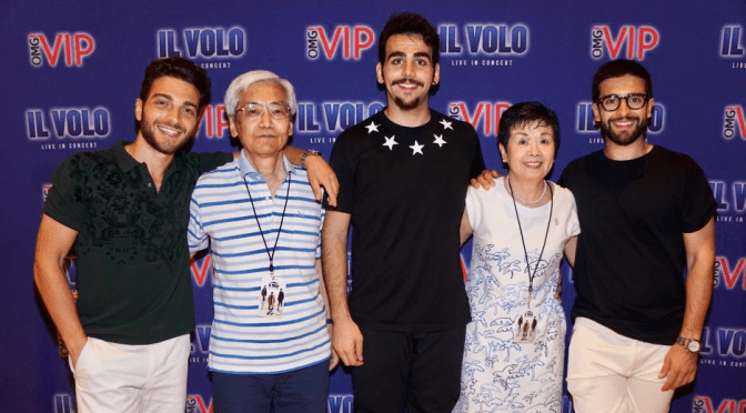INTERVIEW WITH YUKIO & KUMIKO – TWO JAPANESE FANS by Daniela