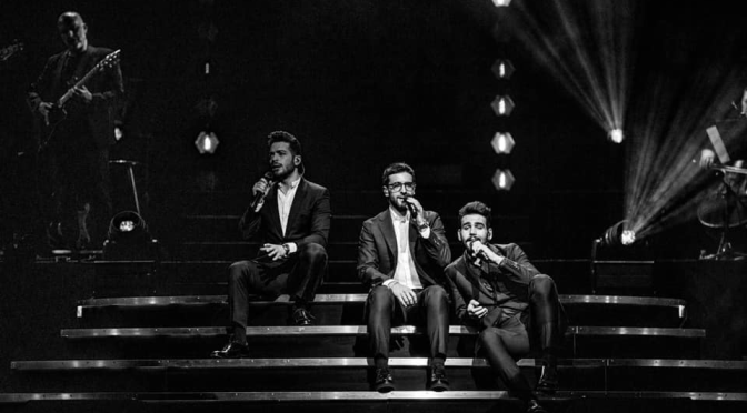 IL VOLO WORLD TOUR: ATLANTIC CITY and WASHINGTON by Daniela