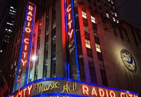 IL VOLO WORLD TOUR: RADIO CITY MUSIC HALL by Daniela