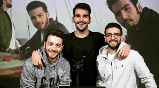 ONLY FOR IL VOLO – THEIR SONGS by Daniela