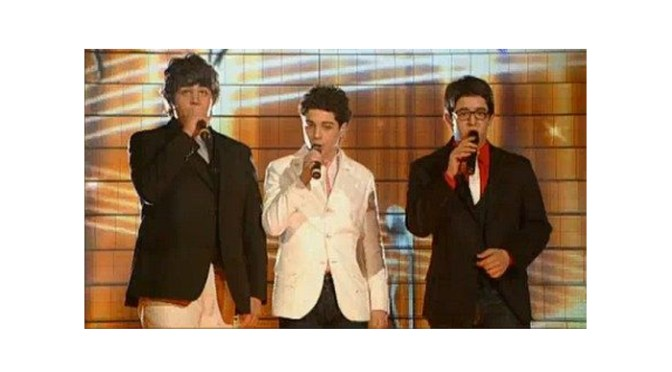 BEFORE BEING IL VOLO by Daniela