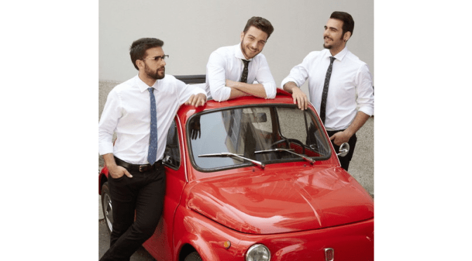 IL VOLO and FIAT 500 by Daniela