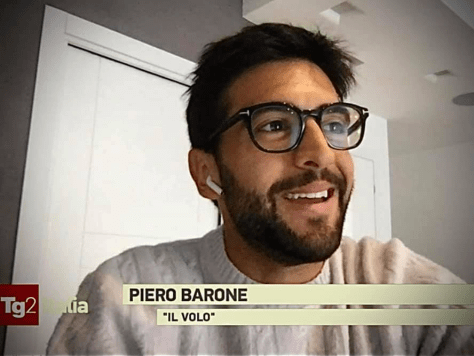 Piero Barone via remote connection