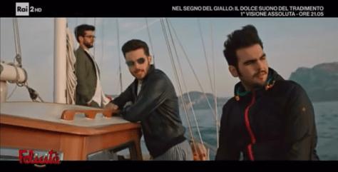 IL VOLO in the A Chi Mi Dice video