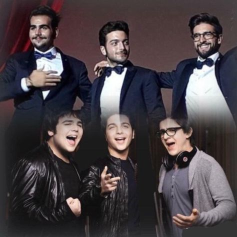 IL VOLO then and now