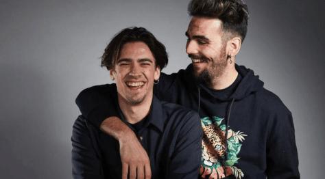 Nico Arezzo and Ignazio