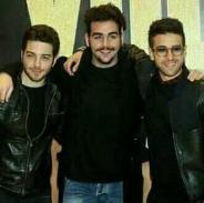 Gianluca, Ignazio and Piero