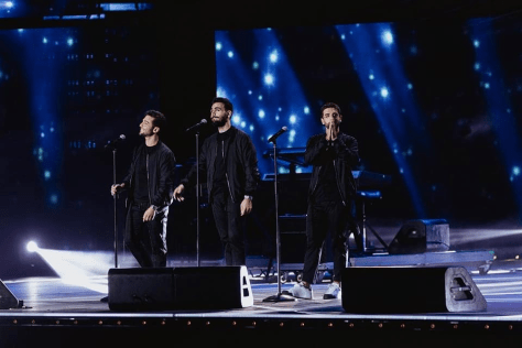 IL VOLO on stage