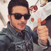 @gianginoble11 Instagram Eurovision - 2015