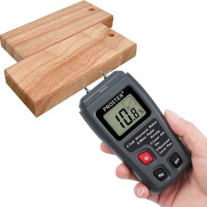 Igrometro per legno