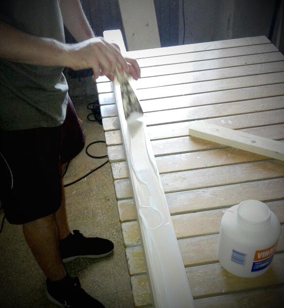 Falegnameria Creare Pannelli Con Le Tavole Parte 2 Il Wood Blogger