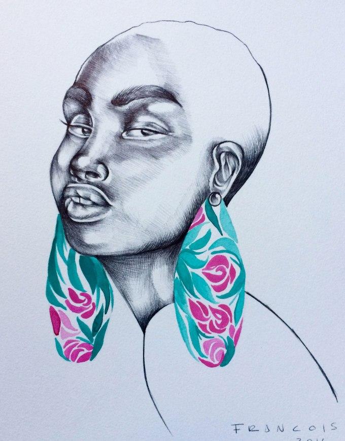 Art by Jacques Francois.