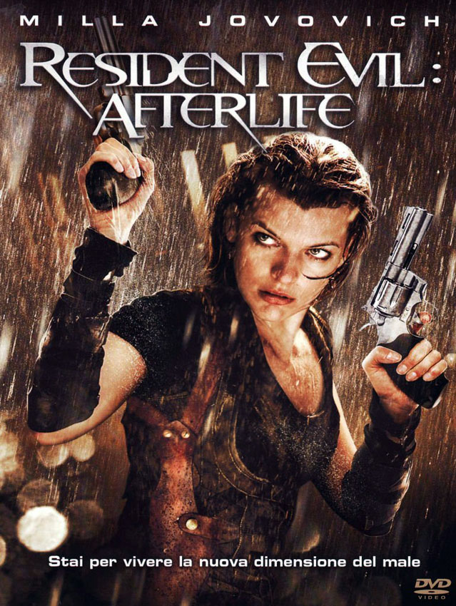 Resident Evil: Afterlife (2010) One Milla Show