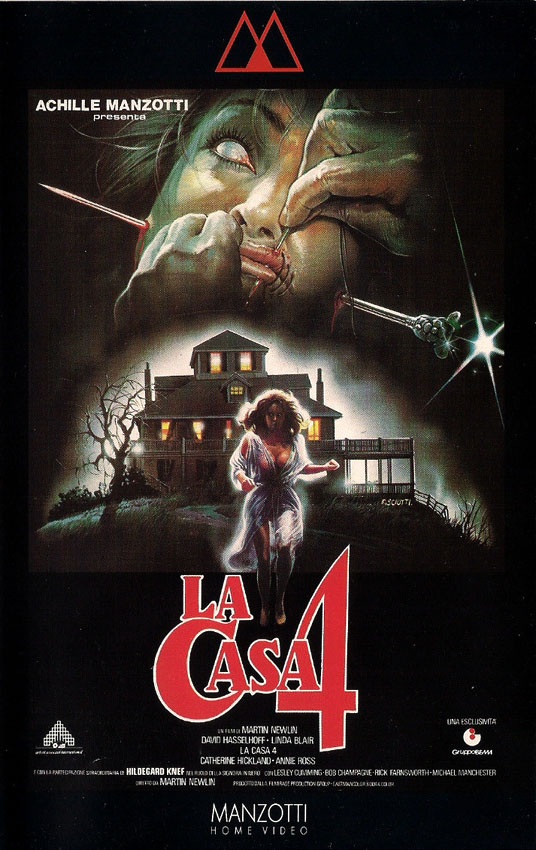 La casa 4 (1988) Witchcraft