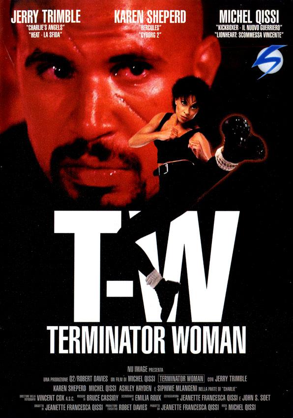 Terminator Woman (1993)
